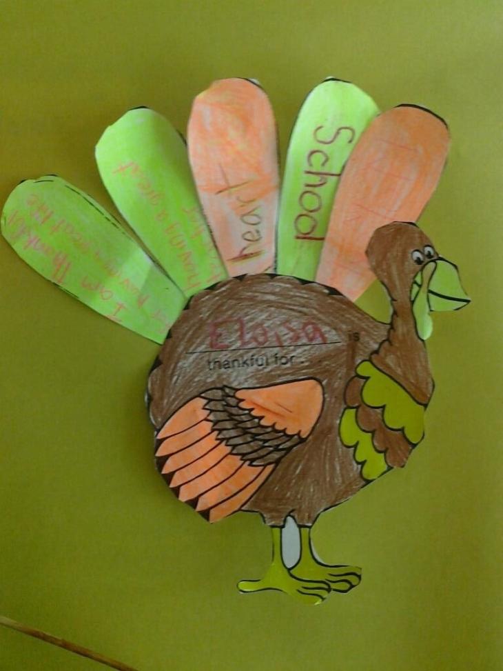 Eloisa's Turkey