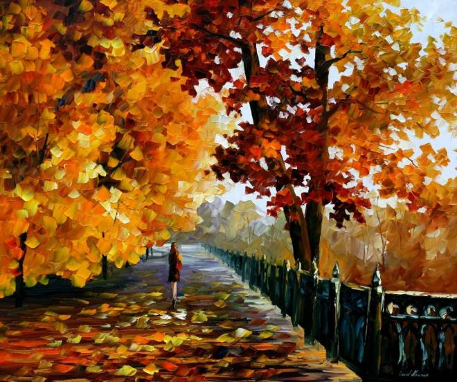 BLUES_OF_FALLING_LEAFS_PALETTE_KNIFE_By_Leonid_Afremov