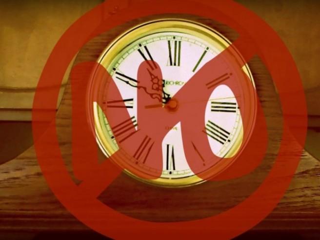 not a clock