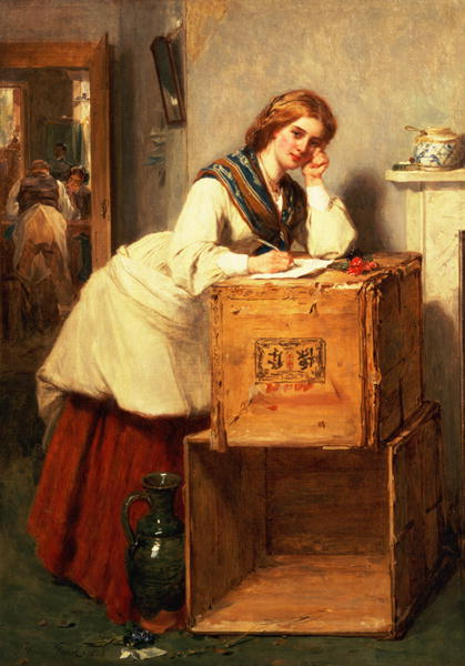 Lady-Writing-a-Letter-xx-Thomas-Faed