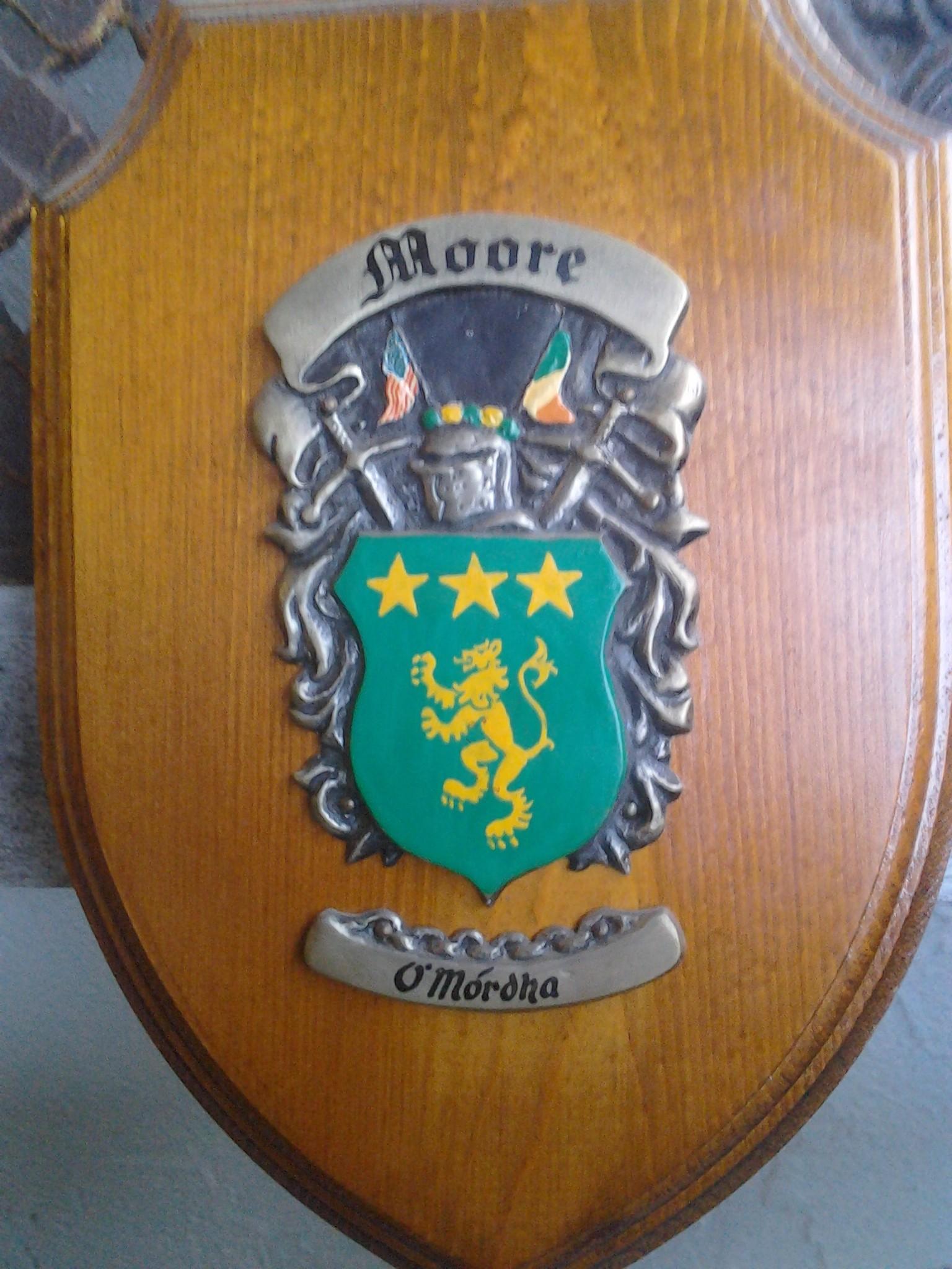 Moore Emblem